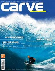 Carve Surfing Magazine Issue 142 issue Carve Surfing Magazine Issue 142