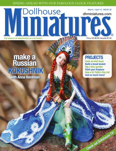 Dollhouse Miniatures Digital Issue