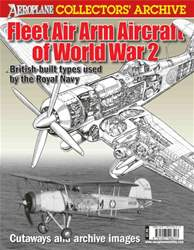 Fleet Air Arm Aircraft of WW2 issue Fleet Air Arm Aircraft of WW2