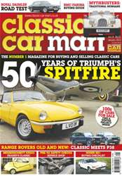 Classic Car Mart January 2013 issue Classic Car Mart January 2013