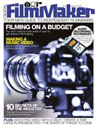 Digital Film Maker Sample Issue issue Digital Film Maker Sample Issue