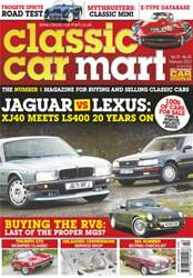 Classic Car Mart February 2013 issue Classic Car Mart February 2013