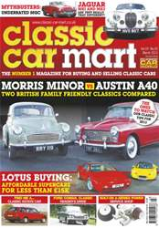 Classic Car Mart March 2013 issue Classic Car Mart March 2013