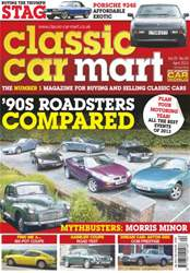Classic Car Mart April 2013 issue Classic Car Mart April 2013