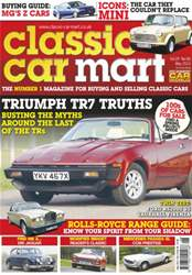 Classic Car Mart May 2013 issue Classic Car Mart May 2013