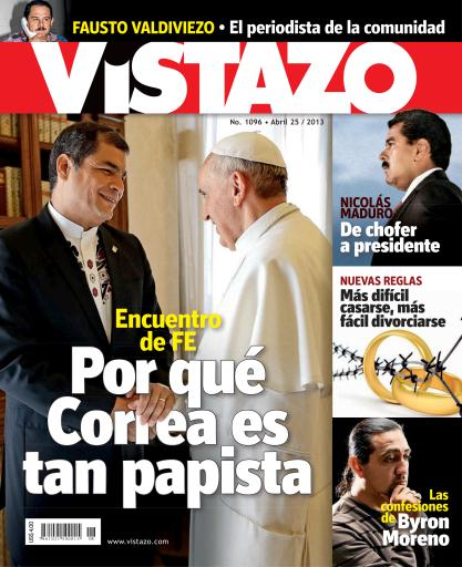 Revista Vistazo Preview