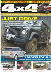 4x4 Magazine June 2013 issue 4x4 Magazine June 2013
