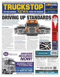 Truckstop News Issue 308 issue Truckstop News Issue 308