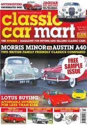 Classic Car Mart Sampler issue Classic Car Mart Sampler