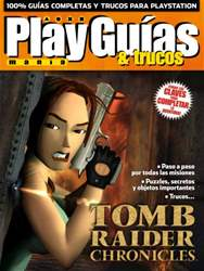 Tomb Raider Chronicles issue Tomb Raider Chronicles