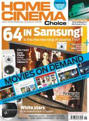 Home Cinema Choice issue 221 issue Home Cinema Choice issue 221
