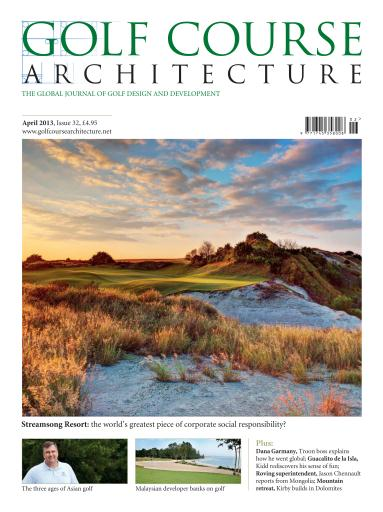 Title Cover Preview Golf Course Architecture
