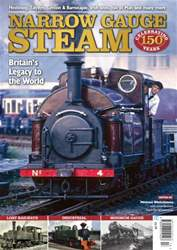 Narrow Gauge Steam – 150 Years issue Narrow Gauge Steam – 150 Years