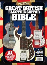 Great British Guitar Bible issue Great British Guitar Bible