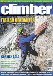 Climber June 13 issue Climber June 13
