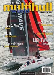 Multihull Magazine # 120 issue Multihull Magazine # 120