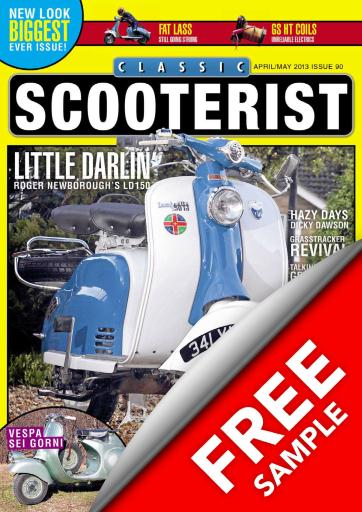 Classic Scooterist Preview