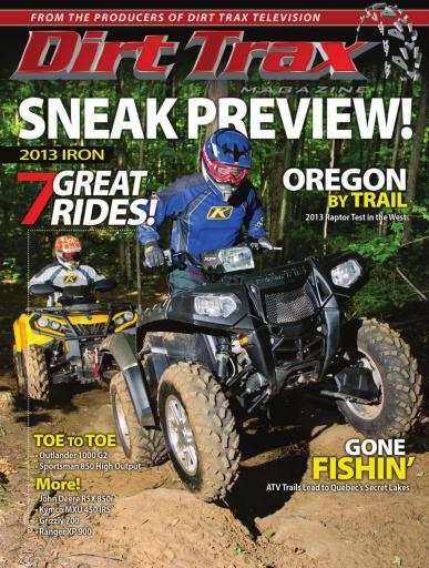 Dirt Trax Magazine Digital Issue