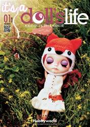 It's a doll's life 01 issue It's a doll's life 01