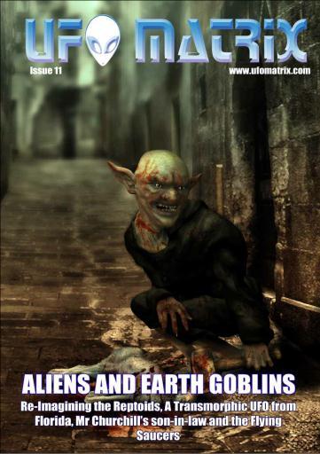 UFO Matrix Preview