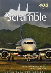 Scramble Magazine Magazine Cover