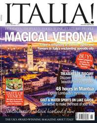 June 2013 Magical Verona issue June 2013 Magical Verona