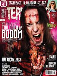 Terrorizer 236 issue Terrorizer 236