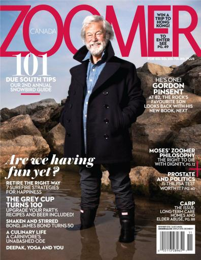 Zoomer Magazine Digital Issue