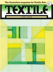 Textile Fibre Forum issue 110 issue Textile Fibre Forum issue 110