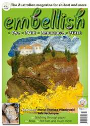 Embellish Magazine issue 14 issue Embellish Magazine issue 14