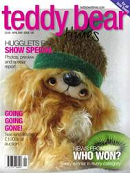 Teddy Bear Times Magazine Cover