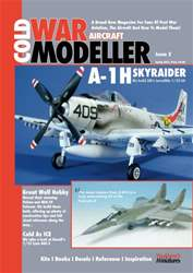 Cold War Aircraft Modeller 002 issue Cold War Aircraft Modeller 002