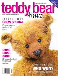 Teddy Bear Times Issue 185 issue Teddy Bear Times Issue 185