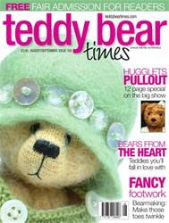 Teddy Bear Times Issue 183 issue Teddy Bear Times Issue 183