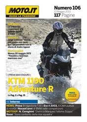 Moto.it Magazine 106 issue Moto.it Magazine 106