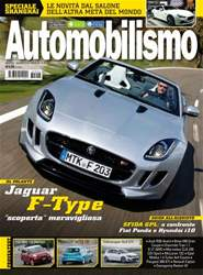 Automobilismo 6 2013 issue Automobilismo 6 2013