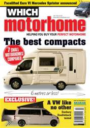 Which Motorhome July 2013 issue Which Motorhome July 2013