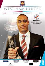 WEST HAM UNITED V READING issue WEST HAM UNITED V READING