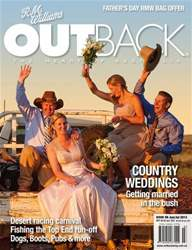 OUTBACK 89 issue OUTBACK 89