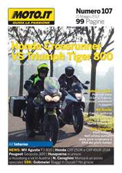 Moto.it Magazine 107 issue Moto.it Magazine 107