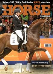 The Horse Magazine - June 2013 issue The Horse Magazine - June 2013