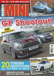 Modern Mini July_August 2013 issue Modern Mini July_August 2013