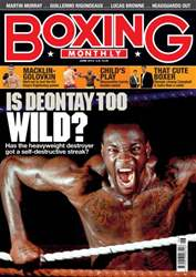 Boxing Monthly June 2013 issue  Boxing Monthly June 2013
