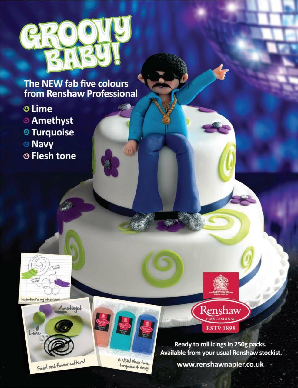 Cake Decorating Heaven Magazine - Cake Decoration Heaven ...