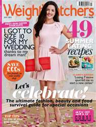 Weight Watchers July 2013 issue Weight Watchers July 2013