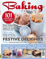 Baking Heaven Christmas 2012 issue Baking Heaven Christmas 2012