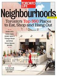 NEIGHBOURHOODS 2013 issue NEIGHBOURHOODS 2013