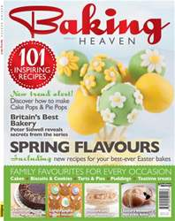 Baking Heaven Easter 2013 issue Baking Heaven Easter 2013
