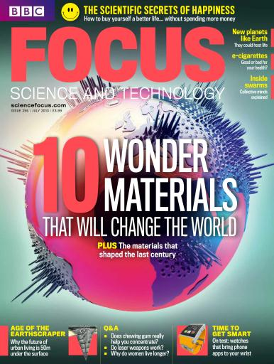 Focus - Science & Technology Digital Issue