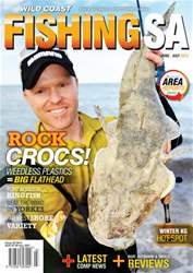 Fishing SA JuneJuly 2013 issue Fishing SA JuneJuly 2013